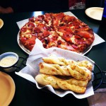 Round Table Pizza in Pasco