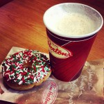 Tim Horton's in Toronto