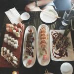 Hanabi Sushi in Austin