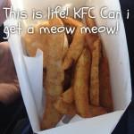 Kentucky Fried Chicken in Roslindale