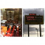The Smoke House BBQ Pavillion in Monteagle, TN