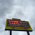 The Smoke House BBQ Pavillion in Monteagle
