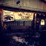 The Smoke House BBQ Pavillion in Monteagle, TN
