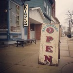 Kim's Kafe in Clinton