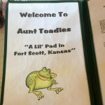 Aunt Toadies in Fort Scott, KS