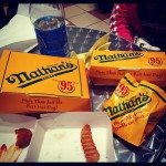 Nathan's Famous in Atlanta