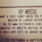 Dunkin Donuts in Palmyra, VA