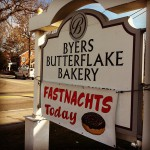 Byers Butterflake Bakery in Leola