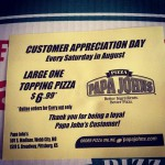 Papa John's Pizza in Webb City