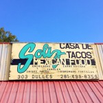 Soliz Casa de Tacos in Stafford, TX