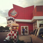 Frisch's Big Boy Restaurants - Delhi in Cincinnati