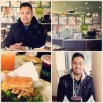Green Leaf Healthy Cafe in Winnipeg