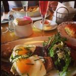 Cafe D'Alsace in Manhattan
