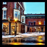 Cobblestones in Lowell