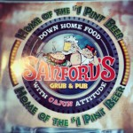 Sanford's Grub & Pub in Rapid City, SD