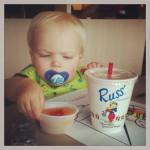 Russ' Restaurant in Wyoming