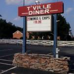 T-Ville Diner in Thomasville