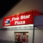 Five Star Pizza in Gainesville