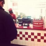 Five Guys Burgers and Fries in Arlington, VA