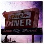 Mel's Diner in Lebanon