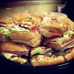 Subway Sandwiches in Reseda
