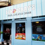 Ben and Jerry's Haight-Ashbury in San Francisco