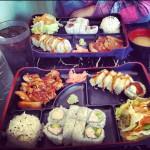 Momo Sushi in Los Angeles