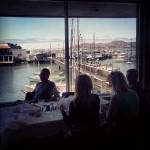 Tarantino's Restaurant On Fisherman's Wharf in San Francisco, CA