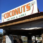 Coconuts Tiki Bar in North Myrtle Beach, SC