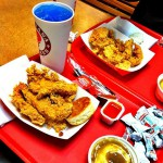 Popeye's Chicken in Santa Ana