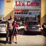 Li's Cafe in El Paso, TX