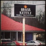 Brass Kettle Family Restaurant in Sanford