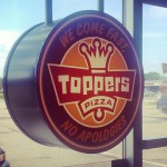 Toppers Pizza in Bloomington