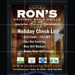 Ron's Schoolhouse Grille in Exton, PA