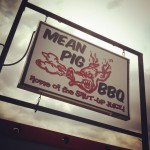 The Mean Pig Bbq in Cabot