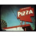 Zorbas Pizza in Millbrae