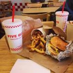 Five Guys Burgers and Fries in Santa Clarita