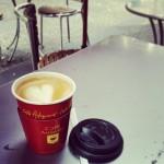 Caffe Artigiano in Vancouver, BC