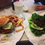 Nancy's Burgers & Fries in Keizer Or.