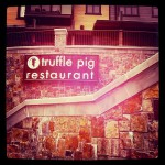 Truffle Pig in Steamboat Springs, CO