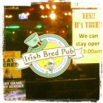 Irish Bred Pub in Hapeville, GA