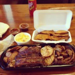 Lazybones Smokehouse in Roseville