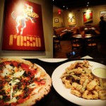 Rosso Pizzeria and Bar in Santa Rosa