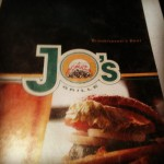 Jo's Grille in Atlanta