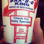 Bar-B-Q King Drive In Restaurant in Charlotte, NC