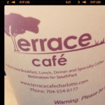 Terrace Cafe in Charlotte, NC