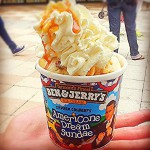 Ben and Jerry's in Coral Gables