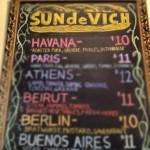 Sundevich in Washington, DC