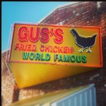 Gus's World Famous Fried Chicken in Memphis, TN