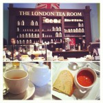 The London Tea Room in Saint Louis, MO